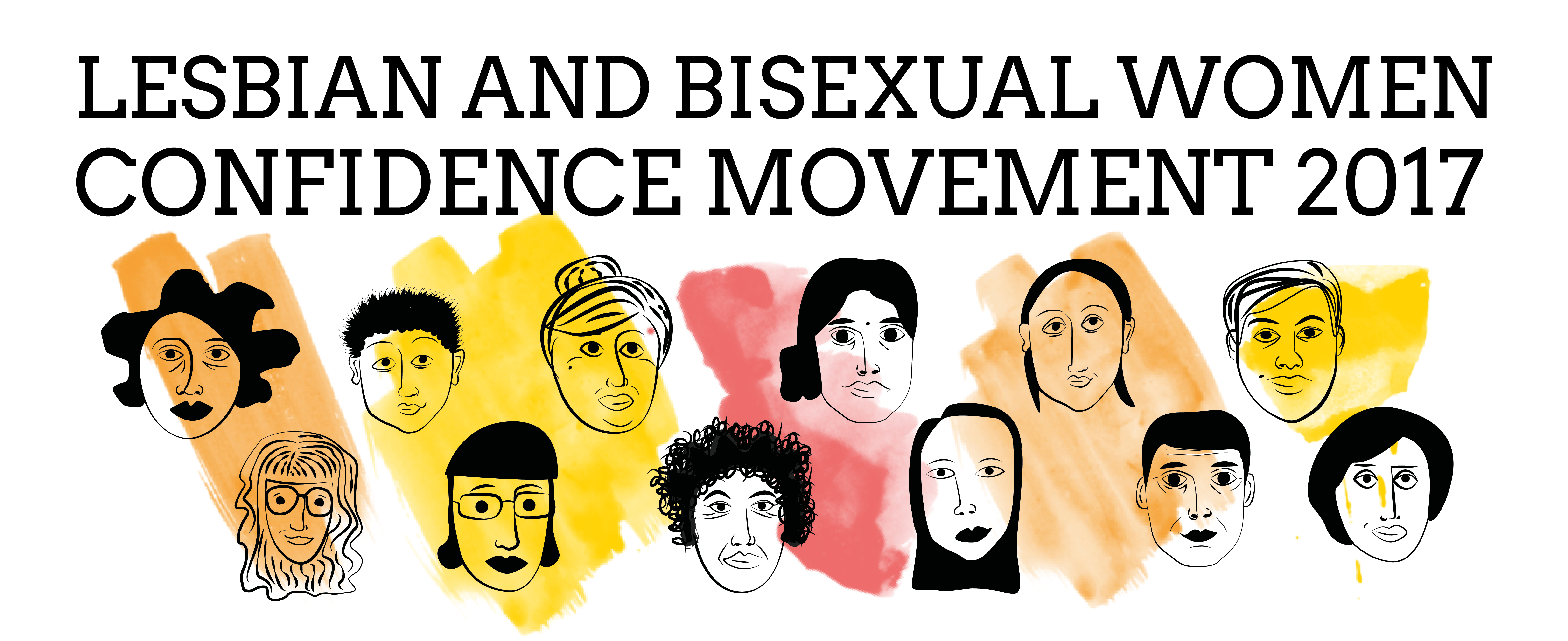 Lesbian and Bisexual Women Confidence Movement 2017