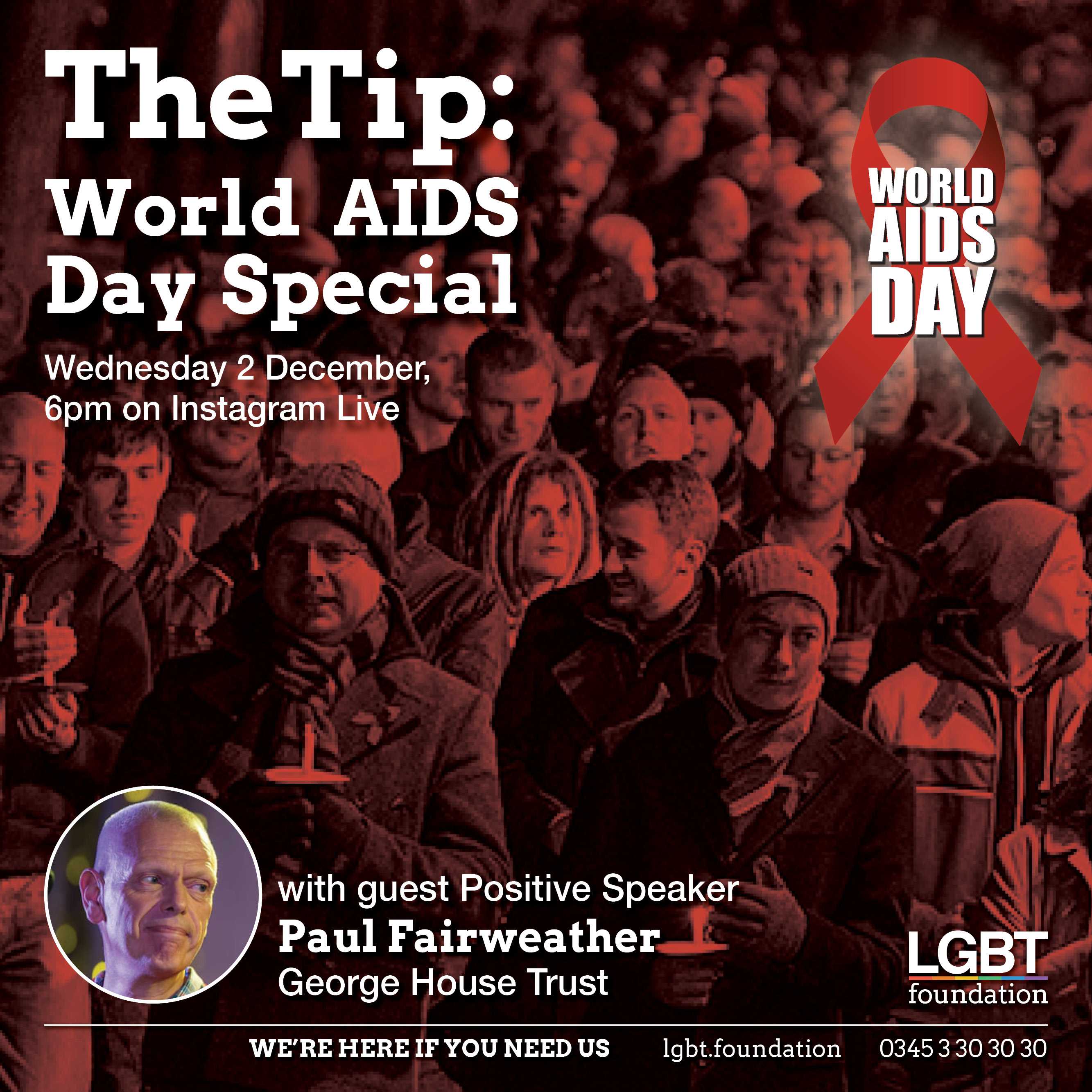 The Tip - World Aids Day