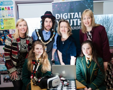 Launch of Digital Youth Programme – St Catherines College