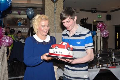 Caolan's 18th Birthday