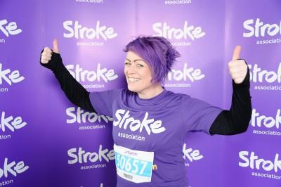 Stroke Association Resolution Run 2018