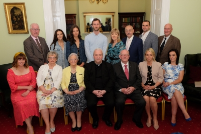 Irish Catholic Bishop Router Ordination