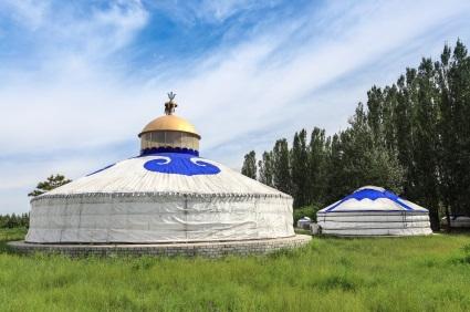 Yurts and Glamping