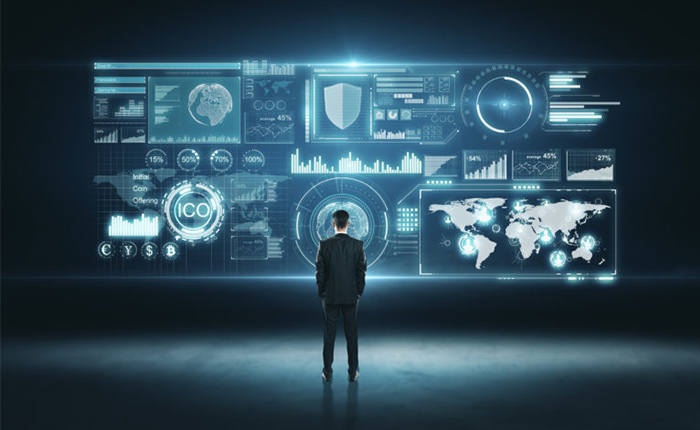 Predictive analytics visualization