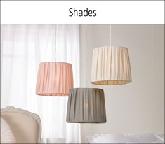 Coolie,Cylinder,Tapered,Drum,Pleated,soft shade,lined shade