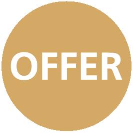 On offer