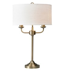Traditional style table lamps