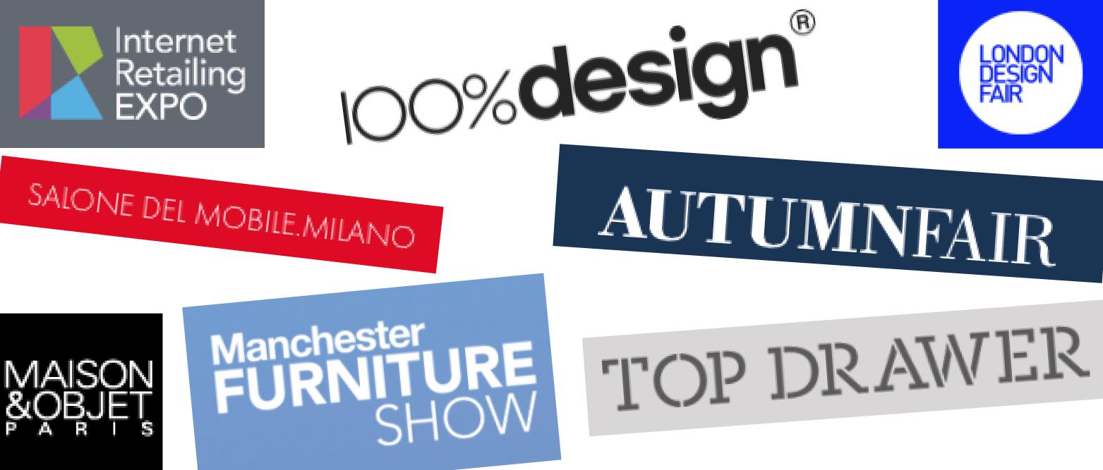2018 Design Trade Shows