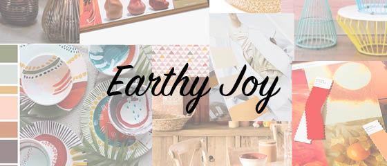 Earthy Joy Trend Lighting & Homeware