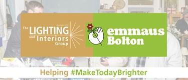 Emmaus Bolton charity Partnership