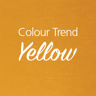Colour Trend: Invite in sunshine yellow