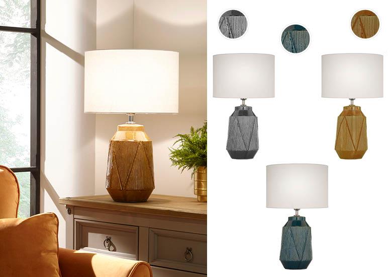 Earthy Joy Trend Lighting & Homeware products 2