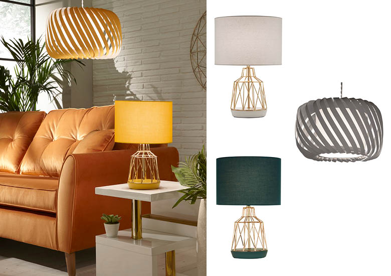 Earthy Joy Trend Lighting & Homeware products 1