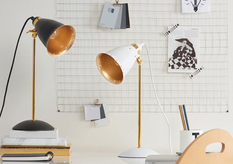 Luxe Desk Lamp Supplier
