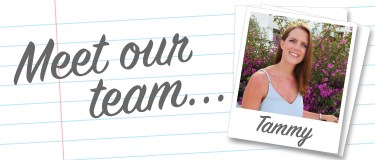 Meet our Team - Our Design Manager, Tammy