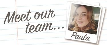 Meet our Team - Paula