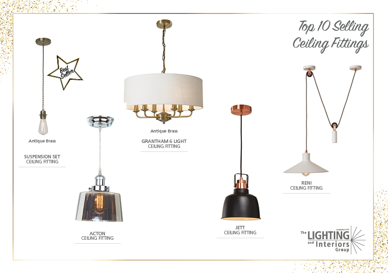 Top Seller Light Fittings Trade Customers