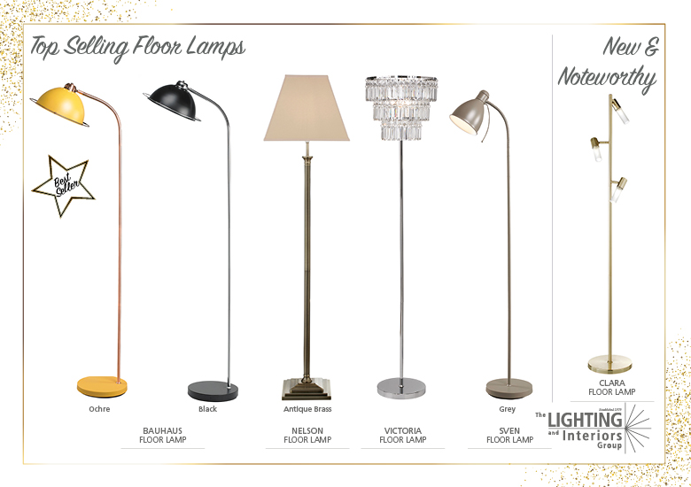 Top Seller Floor Lamps Trade Customers