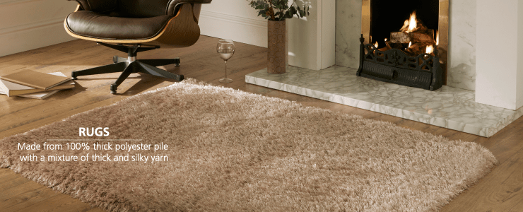 Stylish rugs for trade customers
