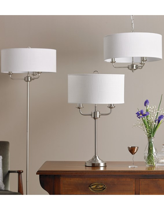Village At Home Grantham Table Lamp