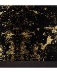 Frankie Pendant Shade - Black   Gold