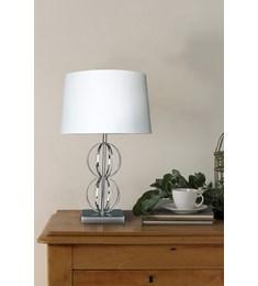 Dexter Table Lamp - Chrome