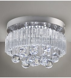 Oscar LED Ceiling Fitting