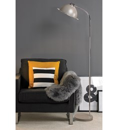 Bauhaus Floor Lamp - Grey