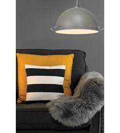 Bauhaus Pendant Shade - Grey