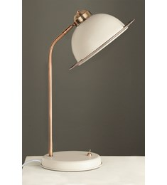 Bauhaus Table Lamp - Cream