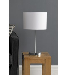 Islington Touch Table Lamp - Chrome