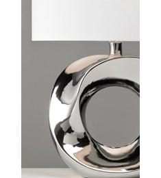 Polo Table Lamp - Chrome