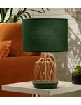 Macaron Table Lamp Emerald