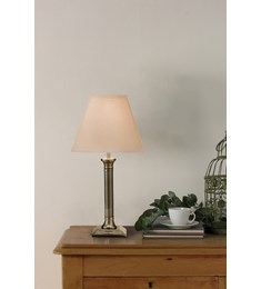 Nelson Table Lamp - Antique Brass