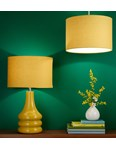Raj Table Lamp - Ochre