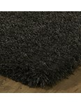 Posh Rug - 120cm x 160cm - Black Grey Mix