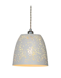 Storm Pendant Shade - White | Metal Ceiling Shade