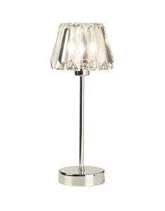 Art deco inspired table lamp