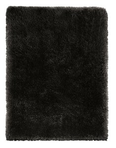 Posh Rug - 150cm x 210cm - Caviar Black | Shaggy Luxurious Rug