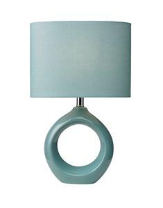Isla Table Lamp - Powder Blue | Ceramic Soft Table Lamp