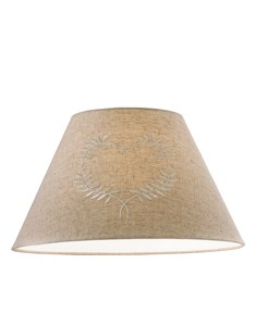 "12"" Juliet Tapered Lampshade 