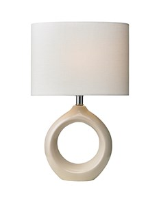 Isla Table Lamp - Cream | Ceramic Soft Table Lamp