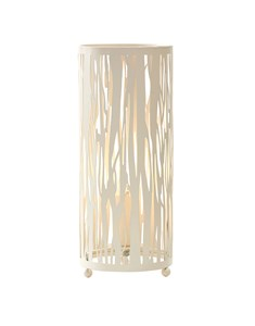 Donez Table Lamp - Cream | Laser Cut Stylish Lamp