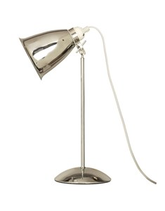 Kafe Desk Lamp - Chrome | Modern Desk Lamp