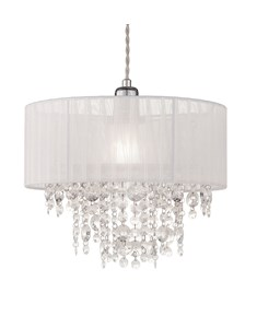 Grace Pendant Shade | Acrylic Droplet Ceiling Shade