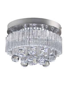 Oscar LED Ceiling Fitting | Crystal LED Ceiling Light