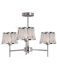 Gatsby 3 Arm Ceiling Fitting | Glamorous Multi Light Fitting