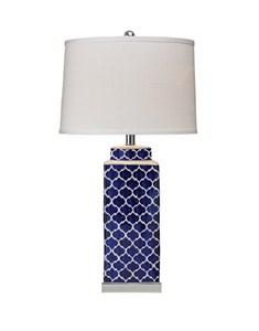 Aslan Table Lamp | Statement Blue Table Lamp