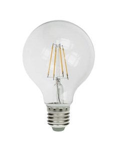 LED Globe Filament Bulb ES-E27 - Clear | Fashion Bulb