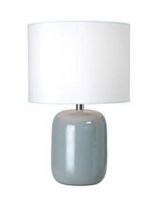 Fenda Table Lamp - Grey | Bedside Ceramic Table Lamp